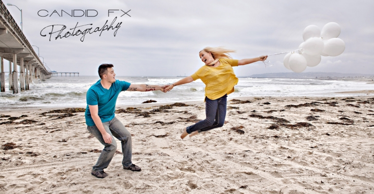 Candid FX Photography - Engagements